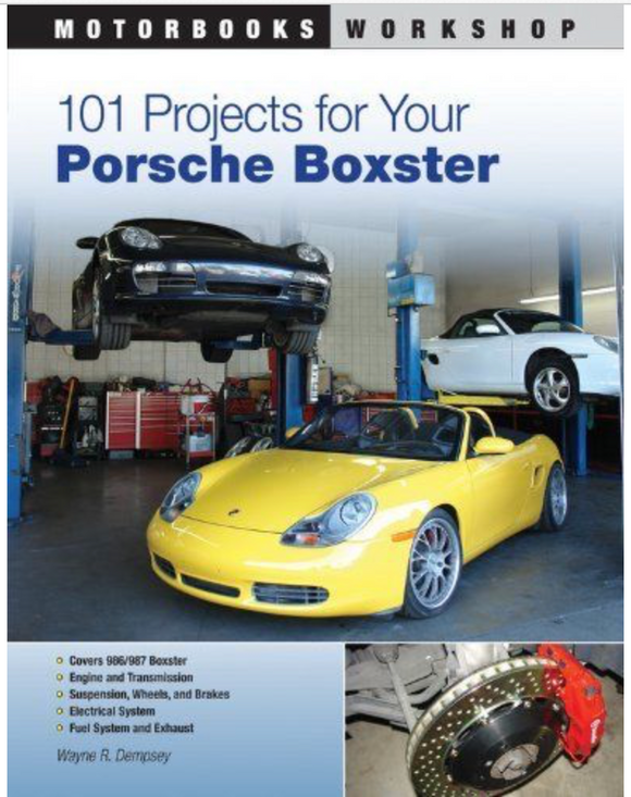 101 Projects for Porsche Boxster 986