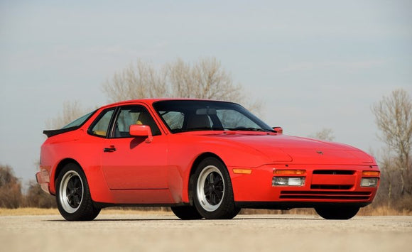 944 Porsche Work Shop Service Manual Porsche 944/ Turbo - Download