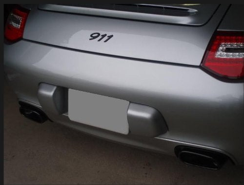 911 Badge - Engine Cover