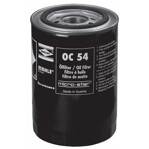 Oil Filter Porsche 911 - 1972 - 1989  Mahle OC54