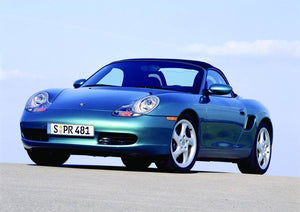 Work Shop Manual Porsche 986 Boxster- PDF Download