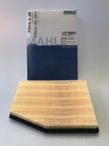 Air Filter  Porsche Boxster - OEM Mahle - Boxster 986