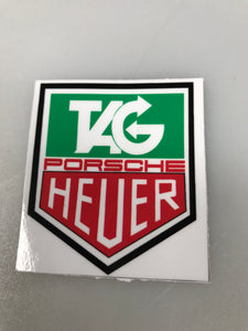 Decal - Porsche TAG Heuer