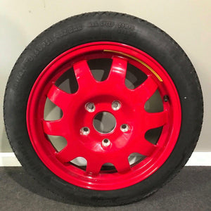 Wheel - Emergency Spare  996 Carrera 911 & Boxster 986