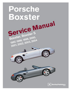 Service/Workshop Manual Porsche 986 Boxster