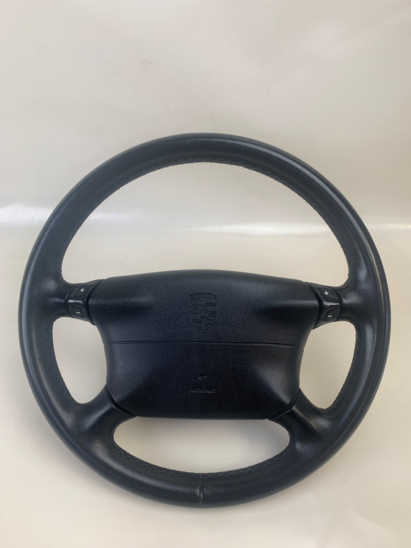 4 Spoke Steering Wheel