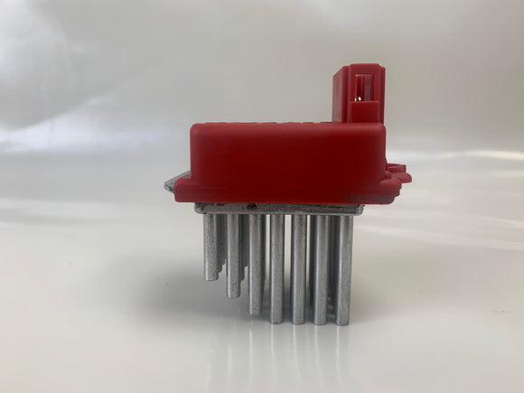 A/C + Heater Blower Fan Resistor