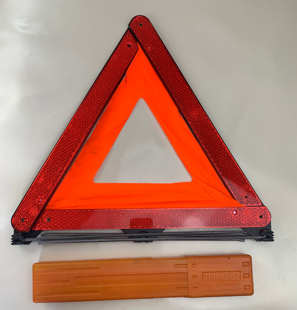 Porsche Emergency Triangle 986 996 Boxster 911