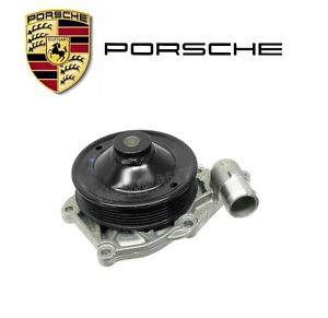Water Pump Suits M96 Engines Porsche Boxster & 911 Carrera