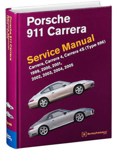 Service/Workshop Manual Porsche 911 - 996 Models