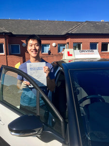 Driving lessons in Oadby - Driving Innovation