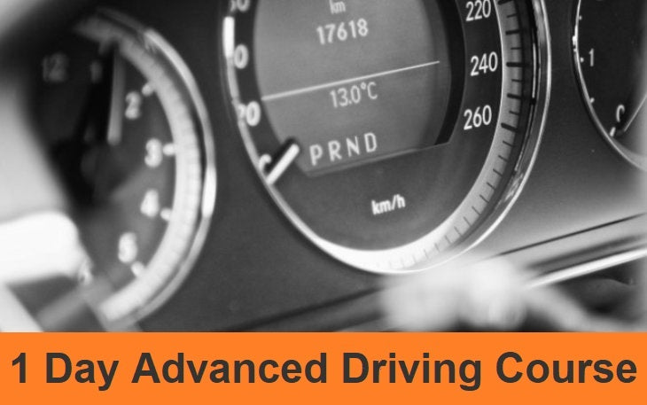 Advanced Driving Course in Leicester - 1 Day - £295.00