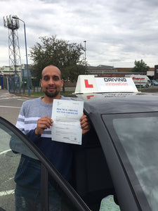 Driving schools in Oadby