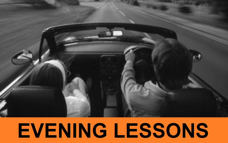 1 Hour Driving Lesson in Nuneaton: £27.00 [Mon - Fri Evenings] - Female Instructor