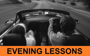 1 Hour Driving Lesson in Leicester: £27.00 [Mon - Fri Evenings]