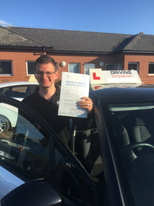 30 hour intensive driving course in Oadby