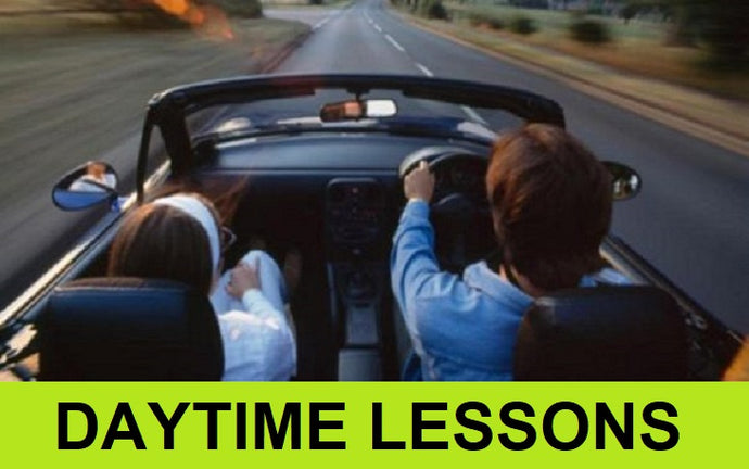 1 hour driving lesson in Leicester: £27 [Daytime]