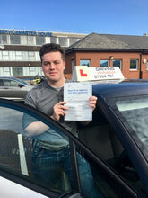 Intensive driving course Oadby