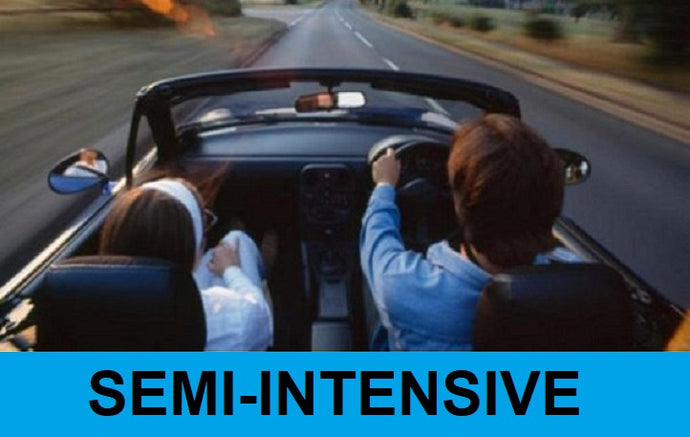 intensive driving courses Nuneaton
