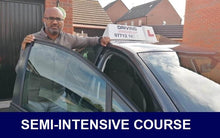 Intensive driving courses Wigston