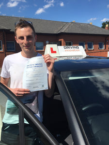 Oadby driving instructor - intensive driving courses