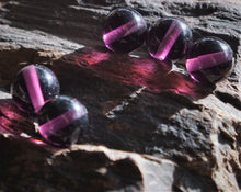Load image into Gallery viewer, Purple (Reddish - Plum) Andara Crystal Liquid - Tools4transformation