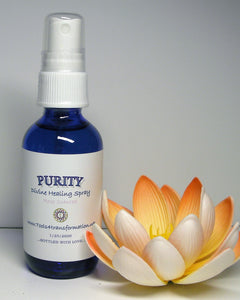 Purity Divine Healing Spray - Tools4transformation