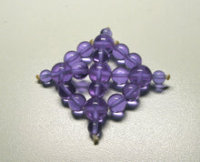 Load image into Gallery viewer, Violet Healing Flame Andara Crystal Specialized Healing Tool