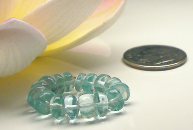 Apatite - Seafoam Gem Therapy Ring - Tools4transformation