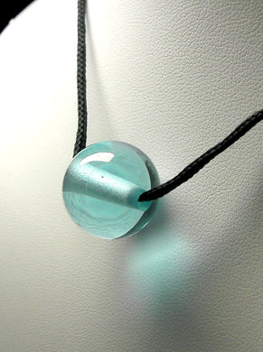 Aqua Blue Andara Crystal Simple Wear Pendant