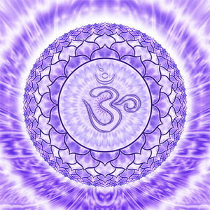 Seventh/Crown (Sahasrara) Chakra Healing Spray