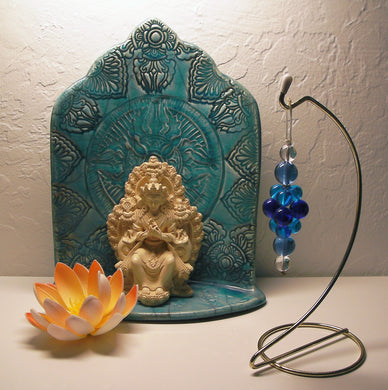 Diving Deep / Going High - Andara Crystal Medi Tool / Light Catcher - Tools4transformation