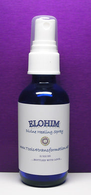 Elohim Healing Spray