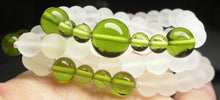 Load image into Gallery viewer, Green - Light Andara Crystal Necklace 28inch - Tools4transformation
