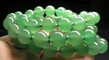 Load image into Gallery viewer, Light Green Aventurine EO+ 8+mm 24.5inch - Tools4transformation
