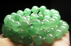 Light Green Aventurine EO++ 8+mm 25inch - Tools4transformation