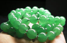 Load image into Gallery viewer, Light Green Aventurine EO++ 8+mm 26inch - Tools4transformation