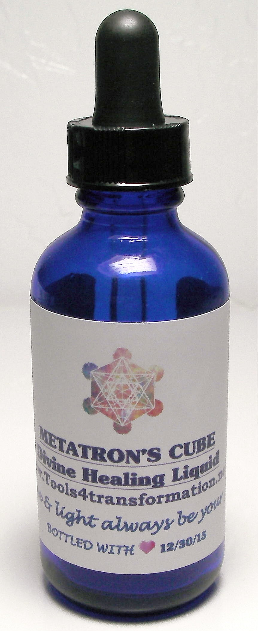 Metatron's Cube Essence