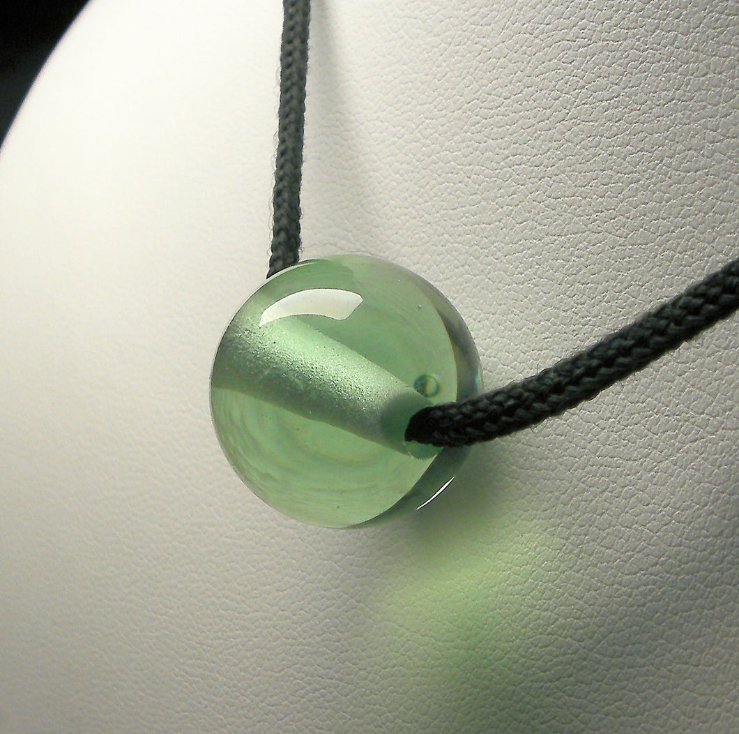 Mint Andara Crystal Simple Wear Pendant
