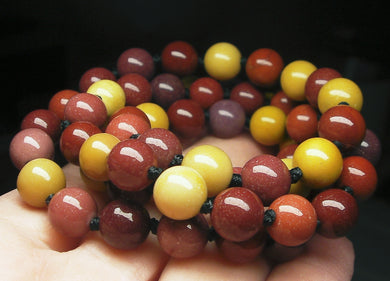Mookaite Solid EO++ 8+mm 25.5inch