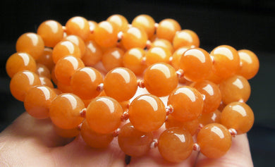 Peach Aventurine EO 8+mm 26inch