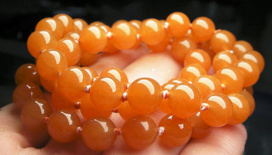 Peach Aventurine EO+ 8+mm 25.5inch