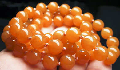 Peach Aventurine EO+ 8+mm 26inch
