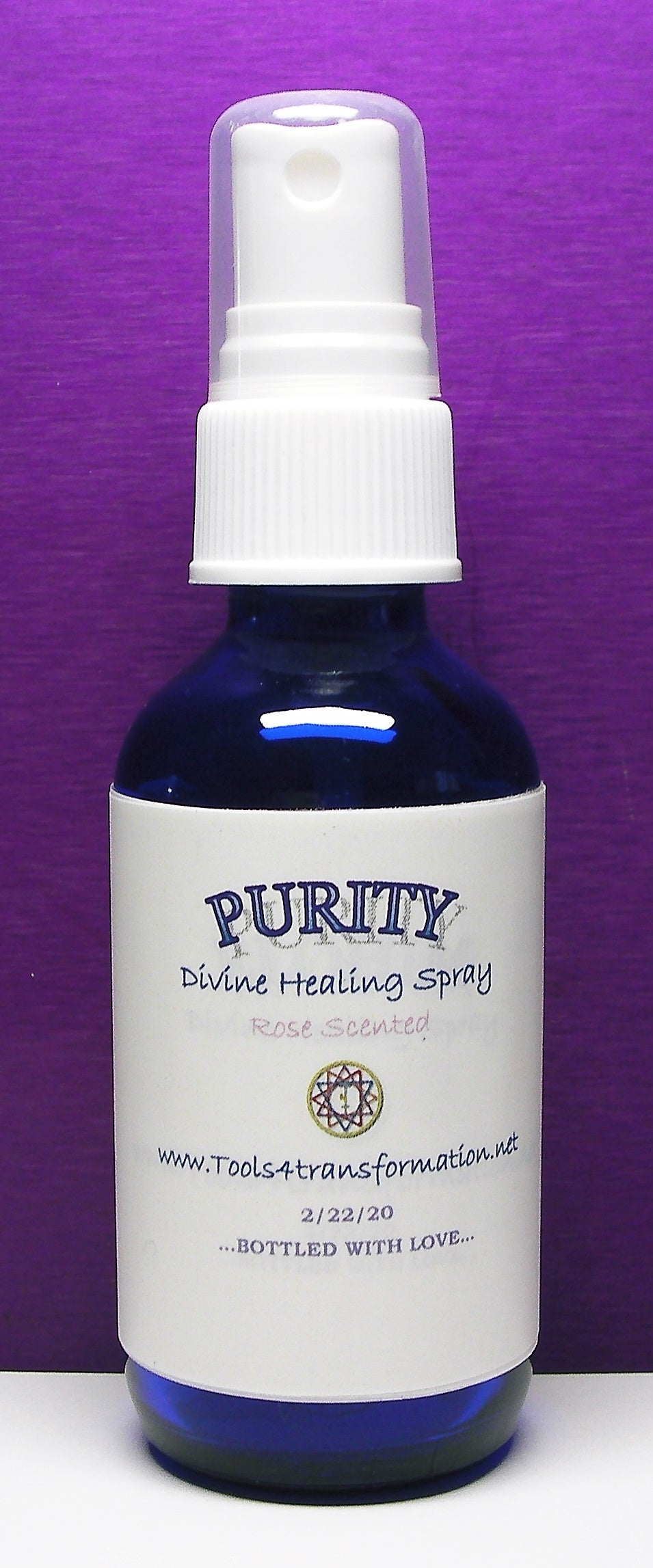 Purity Divine Healing Spray
