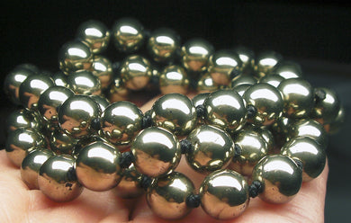 Pyrite EO++ 8+mm 26inch