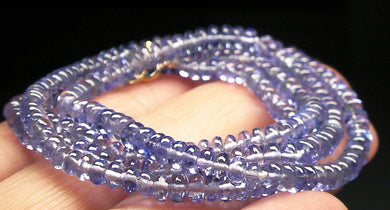 Tanzanite EO+ 3.5-4.5mm 20.5inch - Tools4transformation