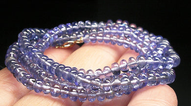 Tanzanite EO+ 3.6-4mm 21inch - Tools4transformation