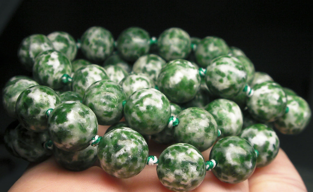 Tree Agate EO+ 10+mm 26.5inch - Tools4transformation
