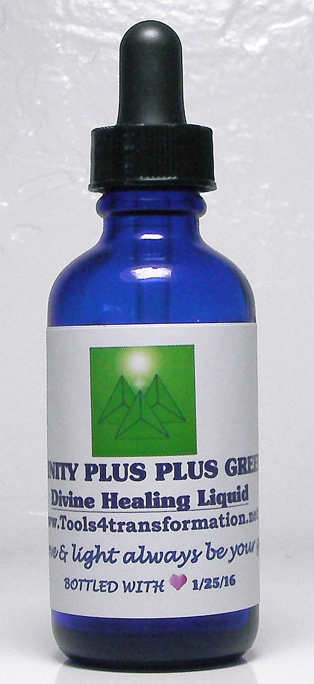 Trinity Plus Plus Green Essence