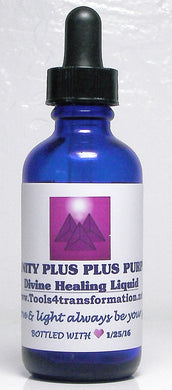 Trinity Plus Plus Purple Essence